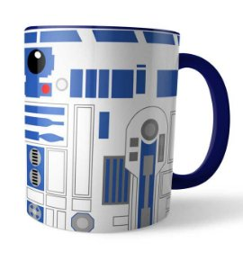 Caneca R2D2 Star Wars