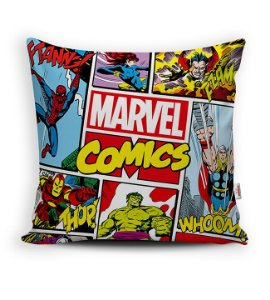 Almofada Heroes Comics