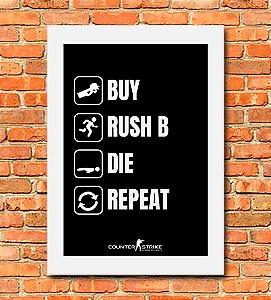 Placa Rush B