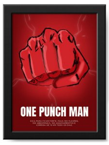 Pôster One Punch Man