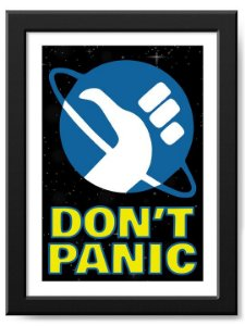 Pôster Don't Panic