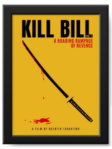 Pôster Kill Bill