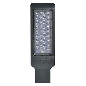 Luminária Publica LED 60W Para Poste de Rua SMD Branco Frio