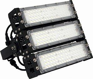 Refletor LED Holofote Modular 150w 4000k Neutro   IP65