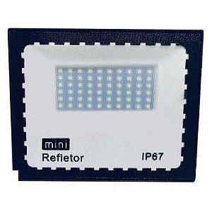 Refletor Holofote LED A PROVA D'ÁGUA SMD 300W Azul