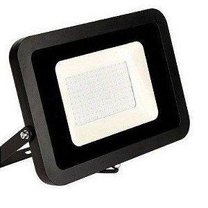 Refletor Holofote LED 100w SMD IP66 A prova D'Água Azul