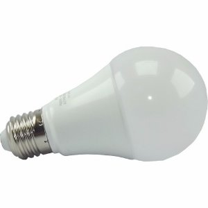 Lâmpada Super 12W LED Bulbo Bivolt Branco Frio 6000k