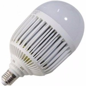 Lampada Super Led 50w Bulbo Soquete E27 Bivolt Branco Frio 6000k