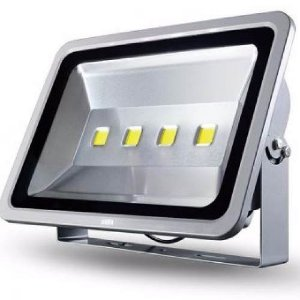 Refletor Holofote LED 200W A prova D'Água IP66 Branco Frio 6000k