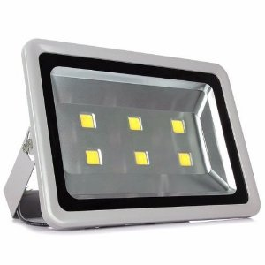 Refletor LED Holofote 300w IP65 A prova D'Água Branco Frio 6000k