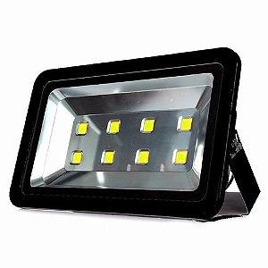 Refletor Holofote LED 400W IP66 A prova D'Água Branco Frio 6000k