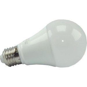Kit 10 Lâmpadas Super LED 15W Bulbo Bivolt Branco Frio 6000k