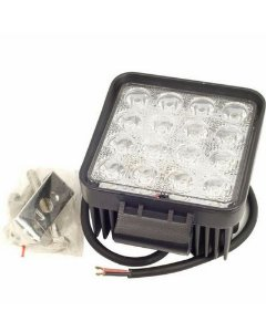 Kit 10 Faróis De Milha 48W 16 LED Off-road