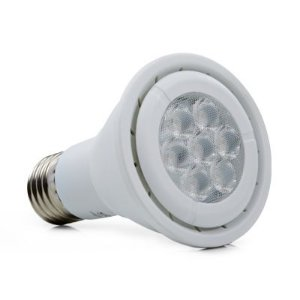 Lampada Par20 Super Led 7w Branco Quente