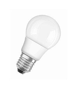 Kit 10 Lâmpadas Super LED 12W Bulbo Bivolt Branco Quente 3000k