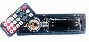 Auto Radio Automotivo Mp3 Player Usb Sd Toca Fm 4206