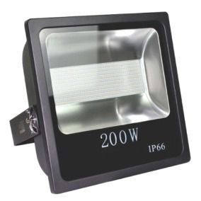 Refletor LED Holofote 200w SMD IP65 A prova D'Água Branco Frio 6000k