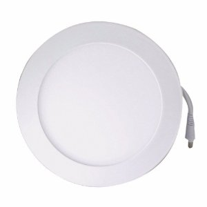 Plafon LED Luminária Redondo Embutir 12w 16x16 Branco Frio 6000k