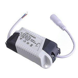 Driver de Reposição para Plafon de LED Embutir e Sobrepor