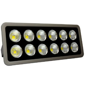 Refletor Holofote LED 600w Cob Branco Frio - Multifocal