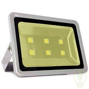 Refletor Holofote LED 300W IP66 A prova D'Água Branco Quente 3000k