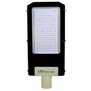 Luminária Pública 150W Ultra LED SMD Street Light A Prova D'Água Branco Frio 6000k