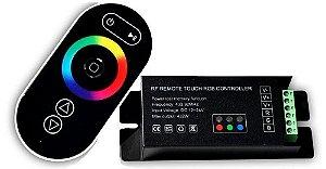 Controlador Touch LED RGB controle Para Fita