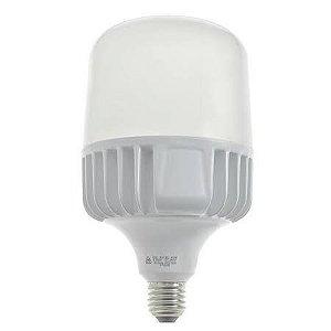 Lâmpada Super LED 40W Bulbo Bivolt Branco Frio 6000k