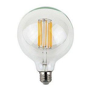 Lâmpada 4W LED Globo G95 Vintage Carbon Branco Quente 2200k