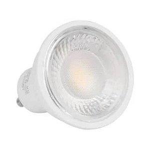 Lâmpada 6,5W LED Dicróica GU10 Branco Quente 3000k