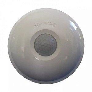 Sensor de Presença para Lâmpada LED com Fotocélula de Embutir 360º