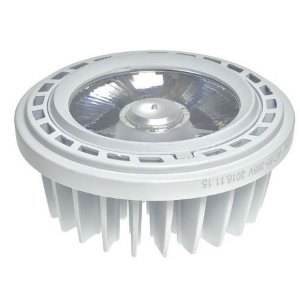 Lâmpada LED AR111 13W Branco Quente 3000k