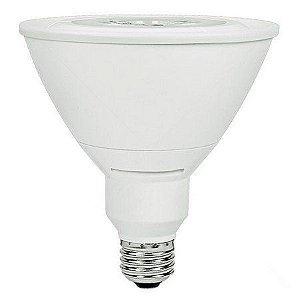 Lâmpada 18W LED Par38 Bivolt Branco Quente 3000k