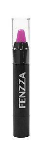 lápis batom super cobertura Fenzza - fucsia