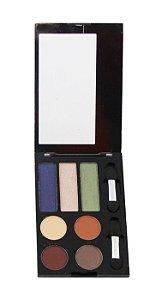 paleta de sombras 7 cores Fenzza - C1