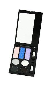 paleta de sombras 7 cores Fenzza - C2