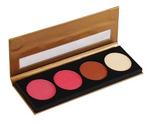 paleta de blush Fenzza Make Up