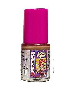 esmalte love moranguinho - cor cacauzinho