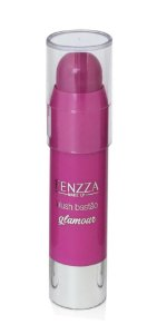 blush bastão glamour Fenzza Make Up - c1