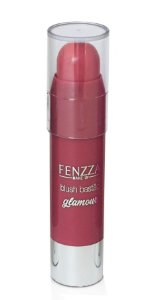 blush bastão glamour Fenzza Make Up - c2