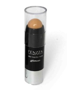 base bastão matte glamour Fenzza Make Up - c1