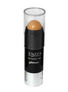 base bastão matte glamour Fenzza Make Up - c3