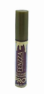 batom líquido mega matte pro Fenzza Make Up - romance
