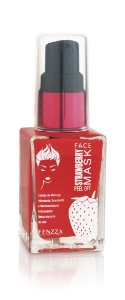 STRAWBERRY MASK FENZZA MAKE UP PEEL OFF 30 ML