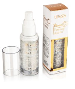 VITAMINA C FIRMING ACTION - FENZZA MAKE UP