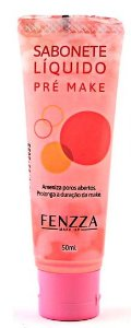 SABONETE LIQUIDO PRE MAKE FENZZA MAKE UP