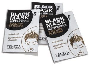 BLACK MASK SACHÊ FENZZA