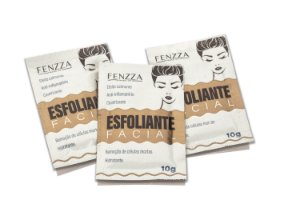 ESFOLIANTE FACIAL FENZZA MAKE UP