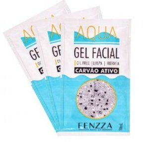 AQUA GEL FACIAL SACHÊ FENZZA MAKE UP