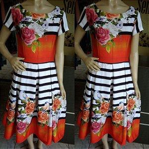 Vestido Encanto de Verão